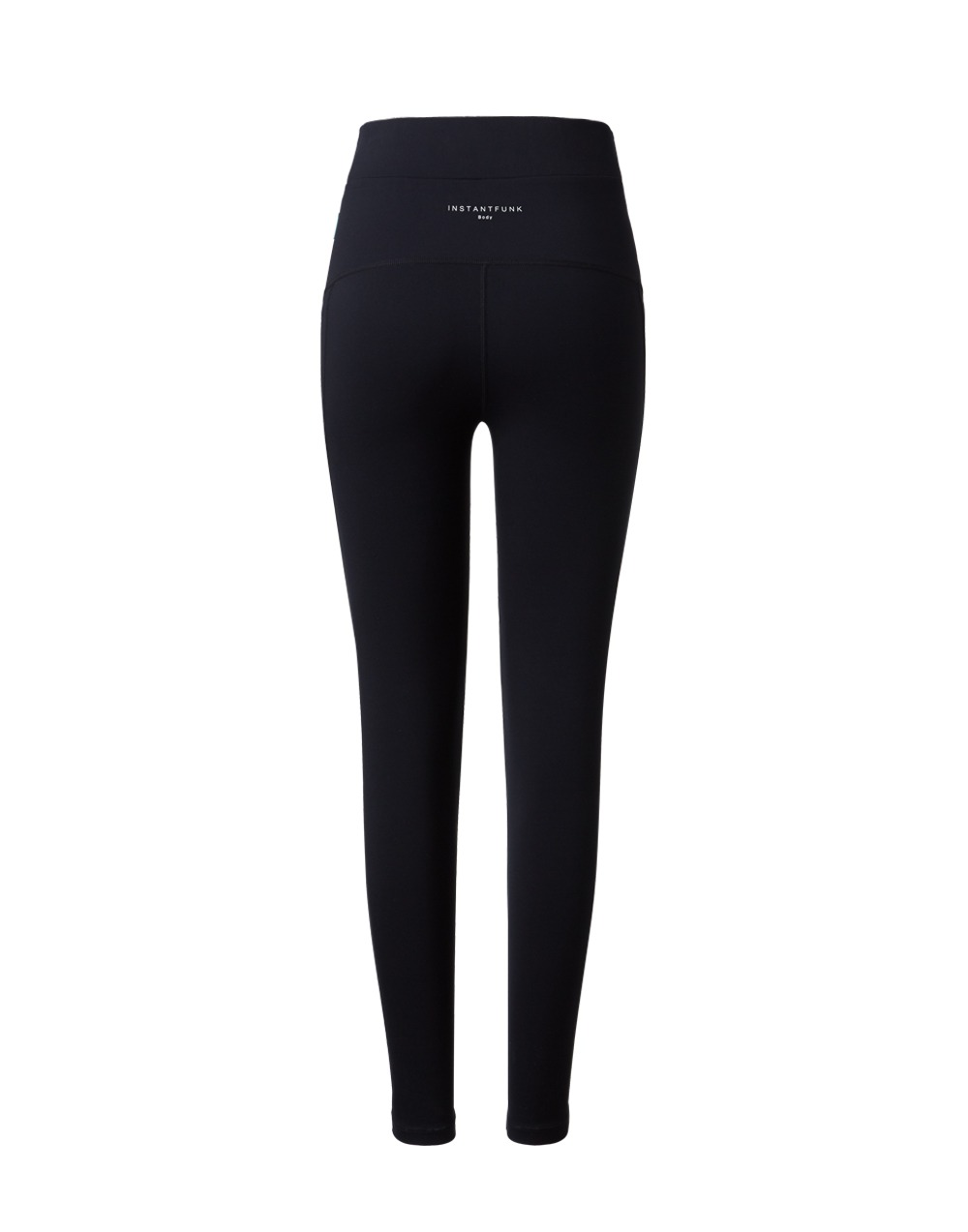 Volume Leggings 01 - Black