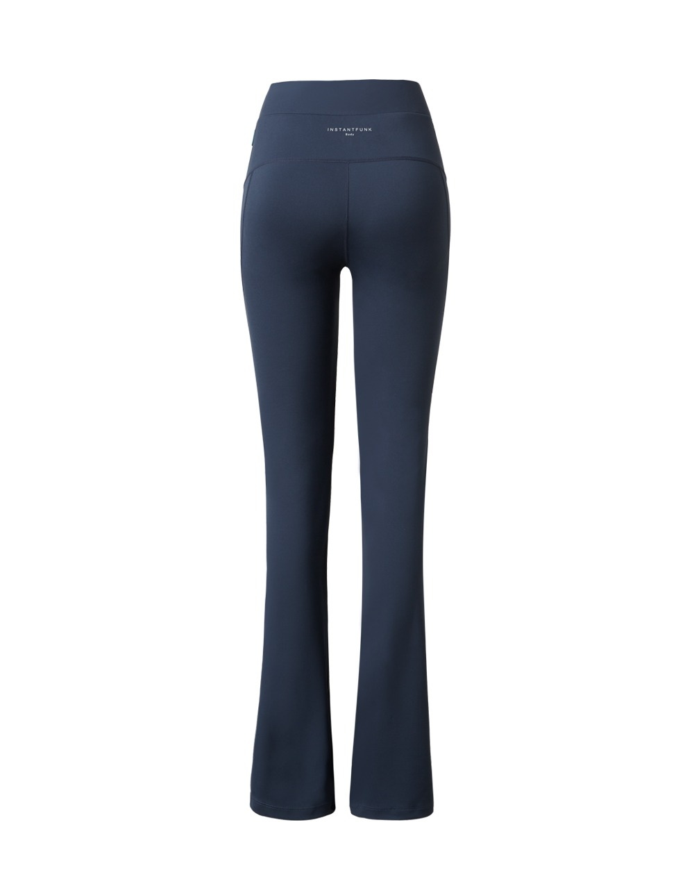Volume Bootcut Leggings 01 - Charcoal
